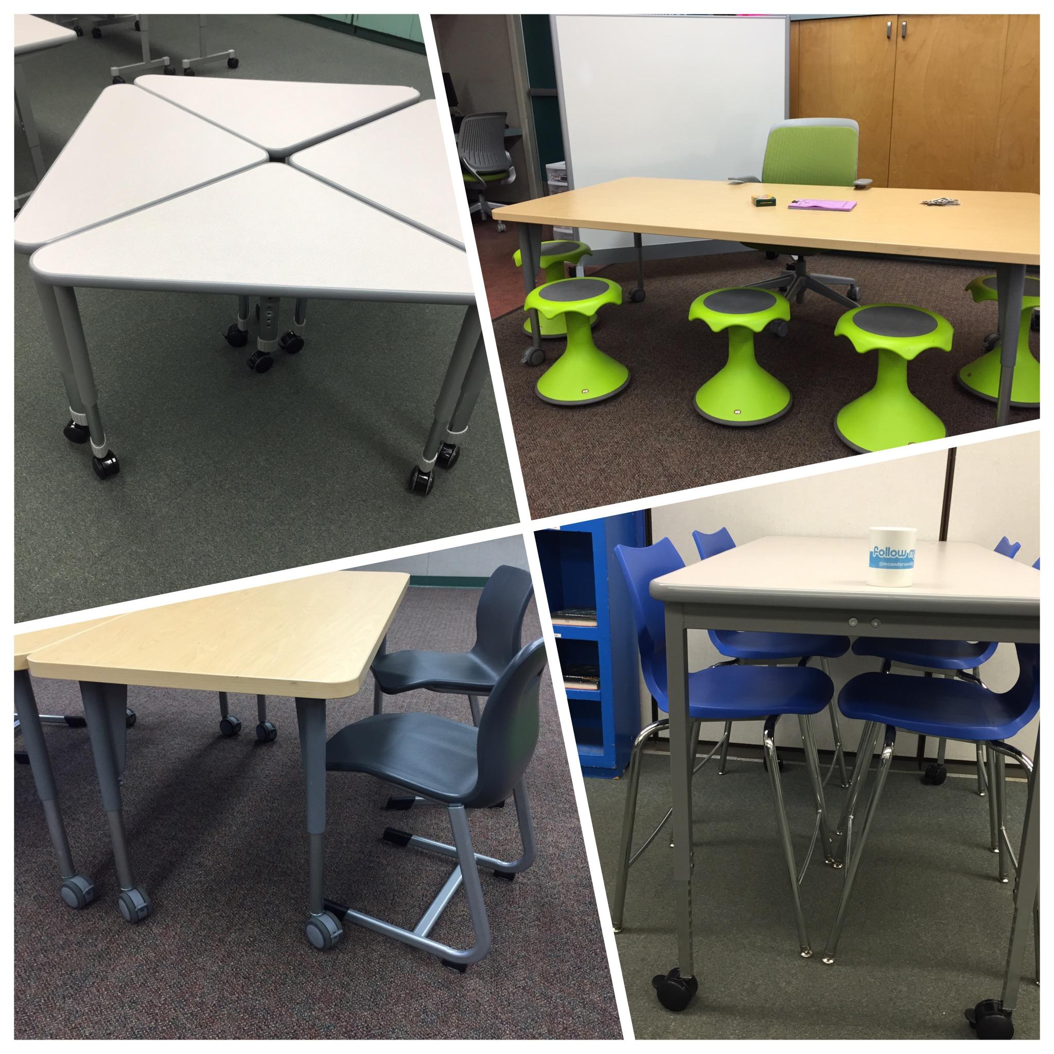 Superbe New Active Learning Environments In Petaluma City Schools