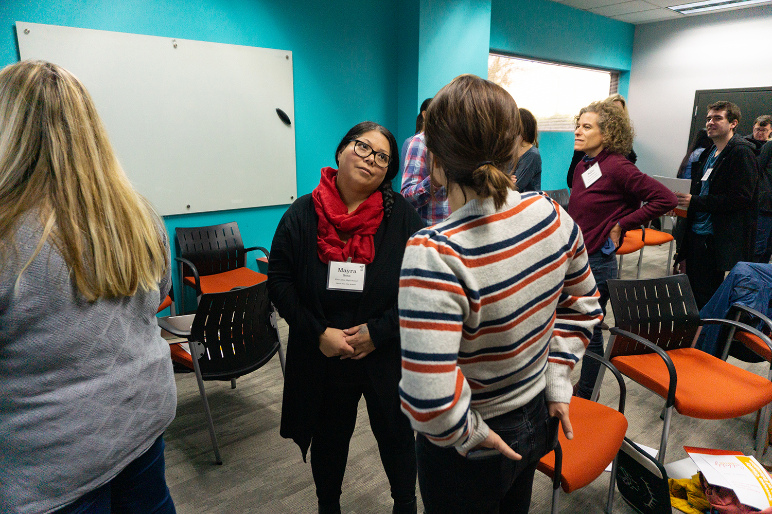 Rooster Fellowship connects local educators to data-driven ideas