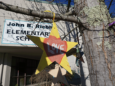 A star of hope at Reibli Elementary