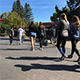 Students walk between classes at El Molino High