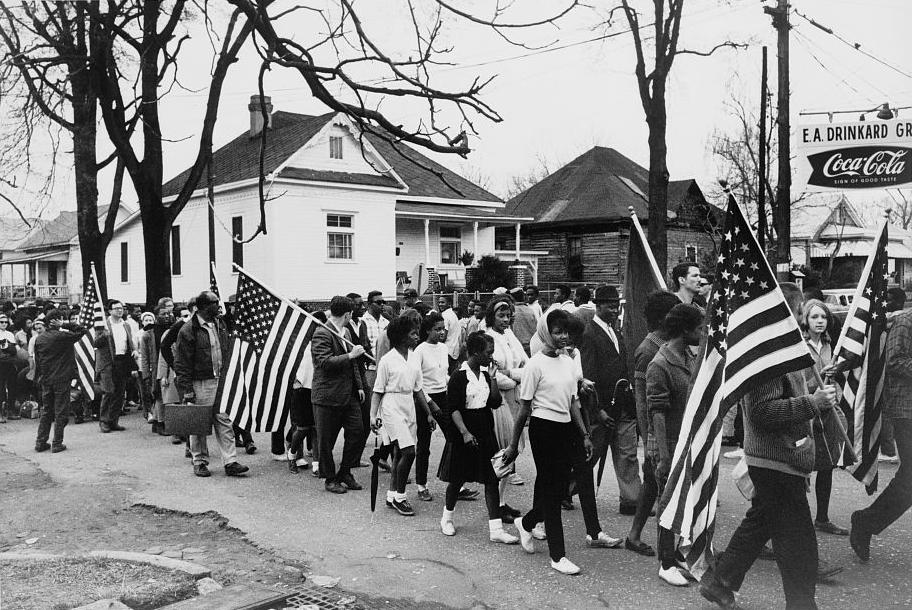 Historic Selma March to Montgomery