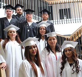 Alternative Education Graduates, 2015