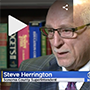 Steven D. Herrington speaking in the video