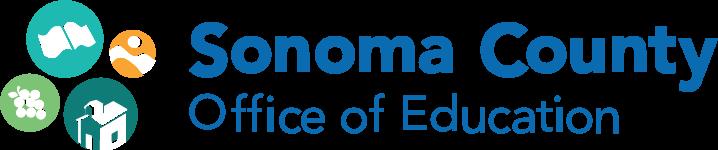 Sonoma County Office of Education logo